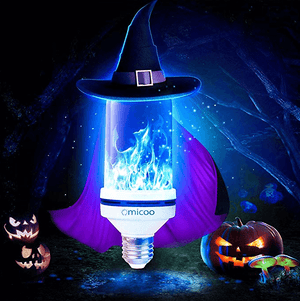 LED flame effect - 【Halloween and essential Christmas】