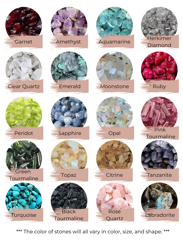 Birthstone Stack