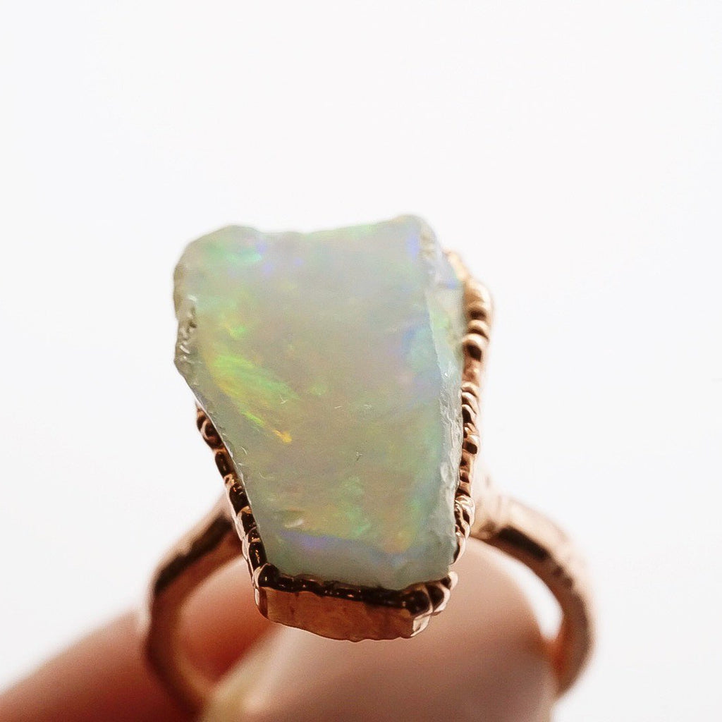 Opal Statement Ring