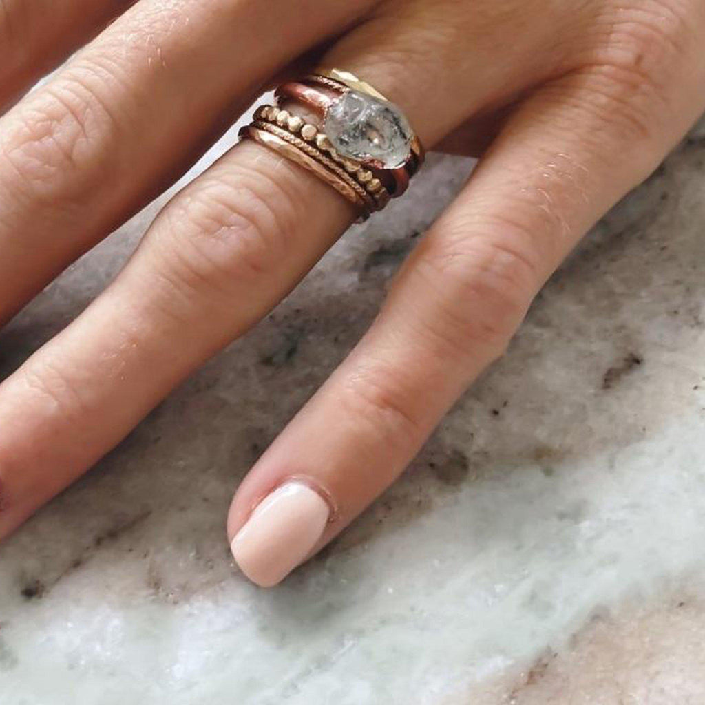 Create Your Own Single Stone Ring