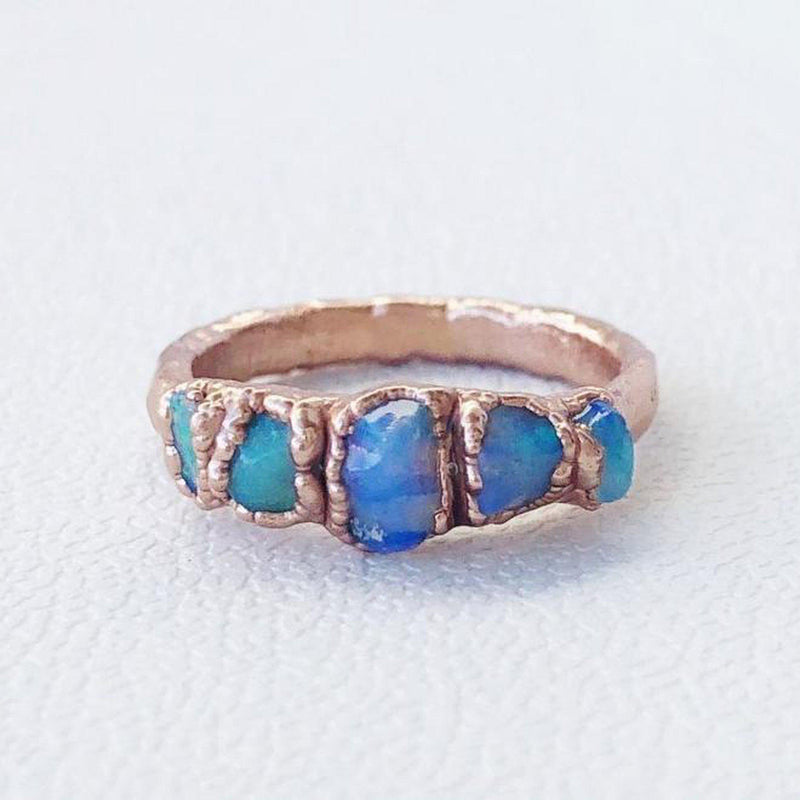 Create Your Own Multi Stone Ring