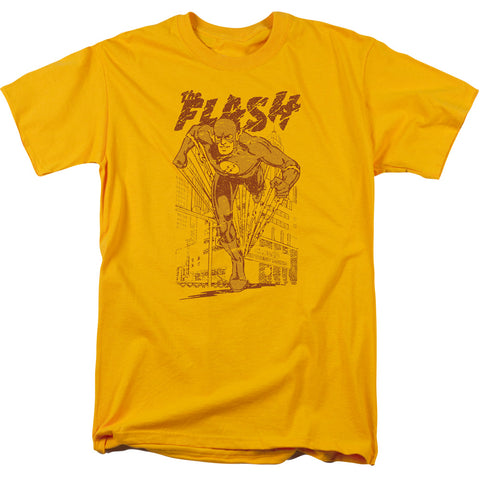 Dc - Busting Out Short Sleeve Adult 18/1