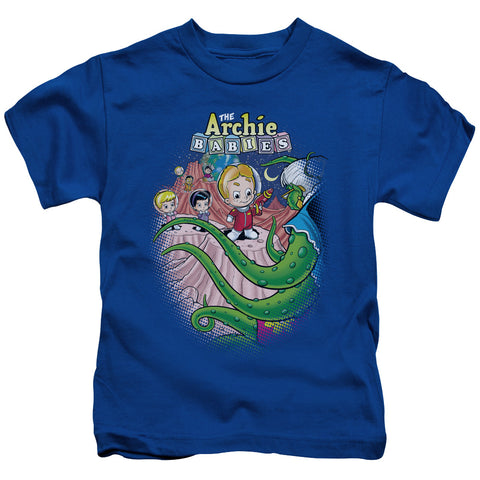 Archie Babies - Babies In Space Short Sleeve Juvenile 18/1