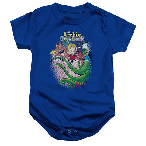 Archie Babies - Babies In Space Infant Snapsuit