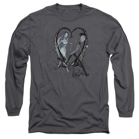 Corpse Bride - Runaway Groom Long Sleeve Adult 18/1