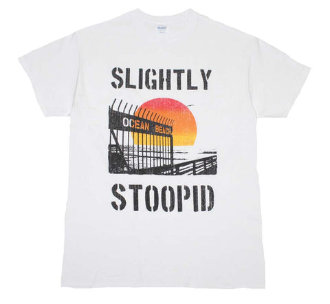 Slightly Stoopid Ocean Beach Gate T-Shirt