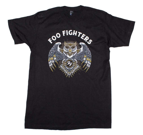 Foo Fighters Owl T-Shirt
