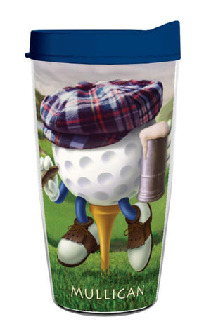 Mulligan 16oz Tumbler tumbler Be the Ball