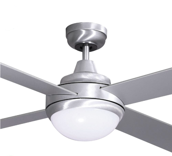 Ceiling Fan with LED Light And LCD Remote