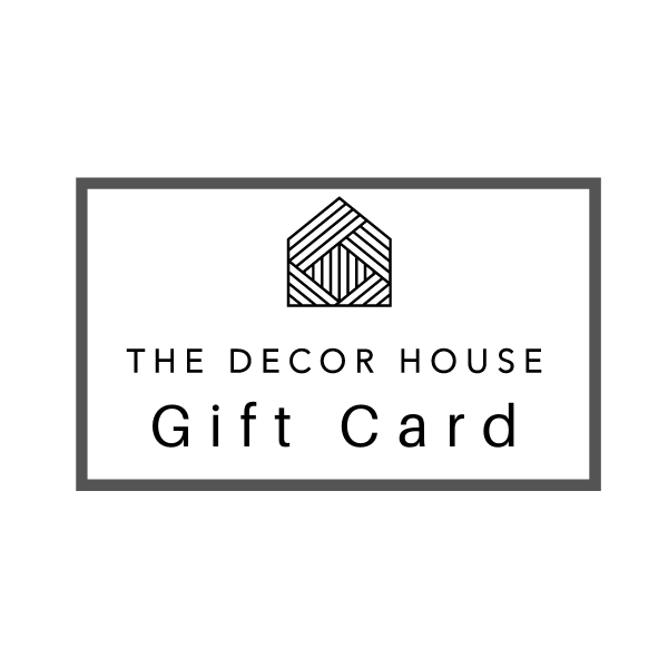 The Decor House Gift Card