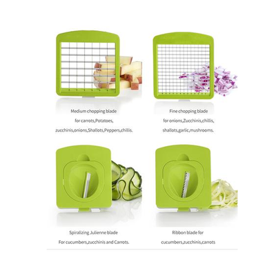 Quick Food Chopper - The Decor House