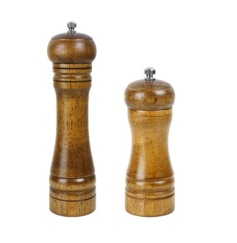 Wooden Salt & Pepper Grinders