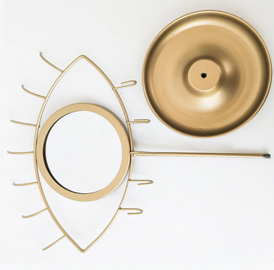 Multi-function Mirror and Jewellery Stand
