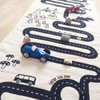 Kid's Mountain Highway Play Mat
