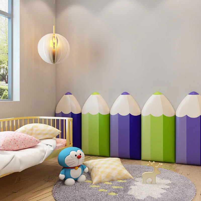 Children's Wall Decals - Anti-collision pads