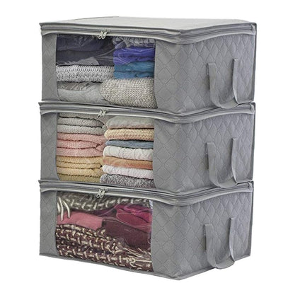 Foldable Clothes Storage Cube/s