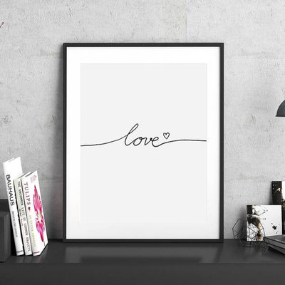 Art Series - With Love