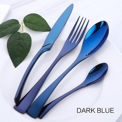 The Smooth Cutlery Set Collection (4 Piece)