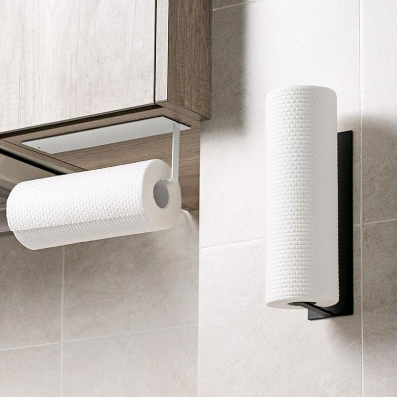 Mounted Paper Towel Holder