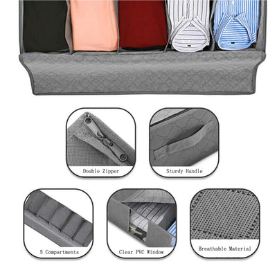Large Under Bed Storage Cubes