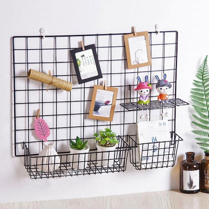 Customisable Wall Organiser