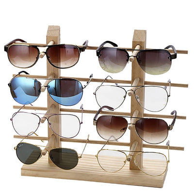 Sunglass Display Shelf