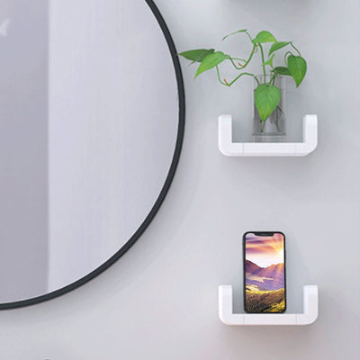 White Wall Mounted Shelf