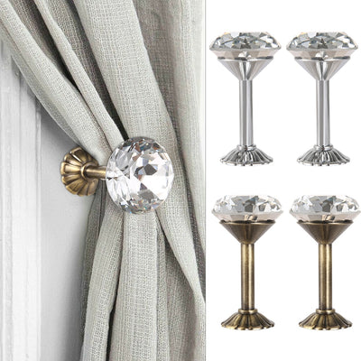 Diamond Curtain Hooks