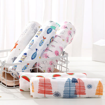 Patterned Baby Wrap