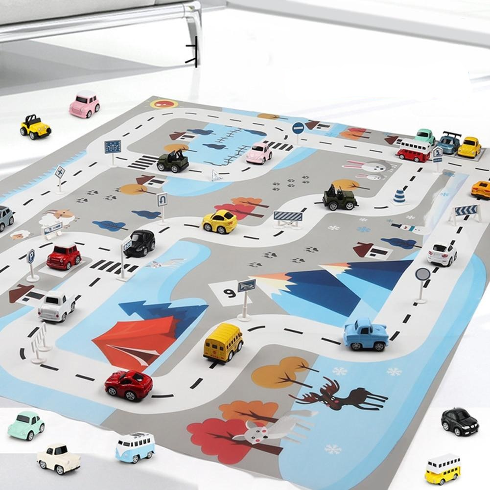 Iceland Kid's Play Mat