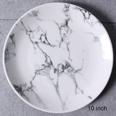 Marbled Servingware