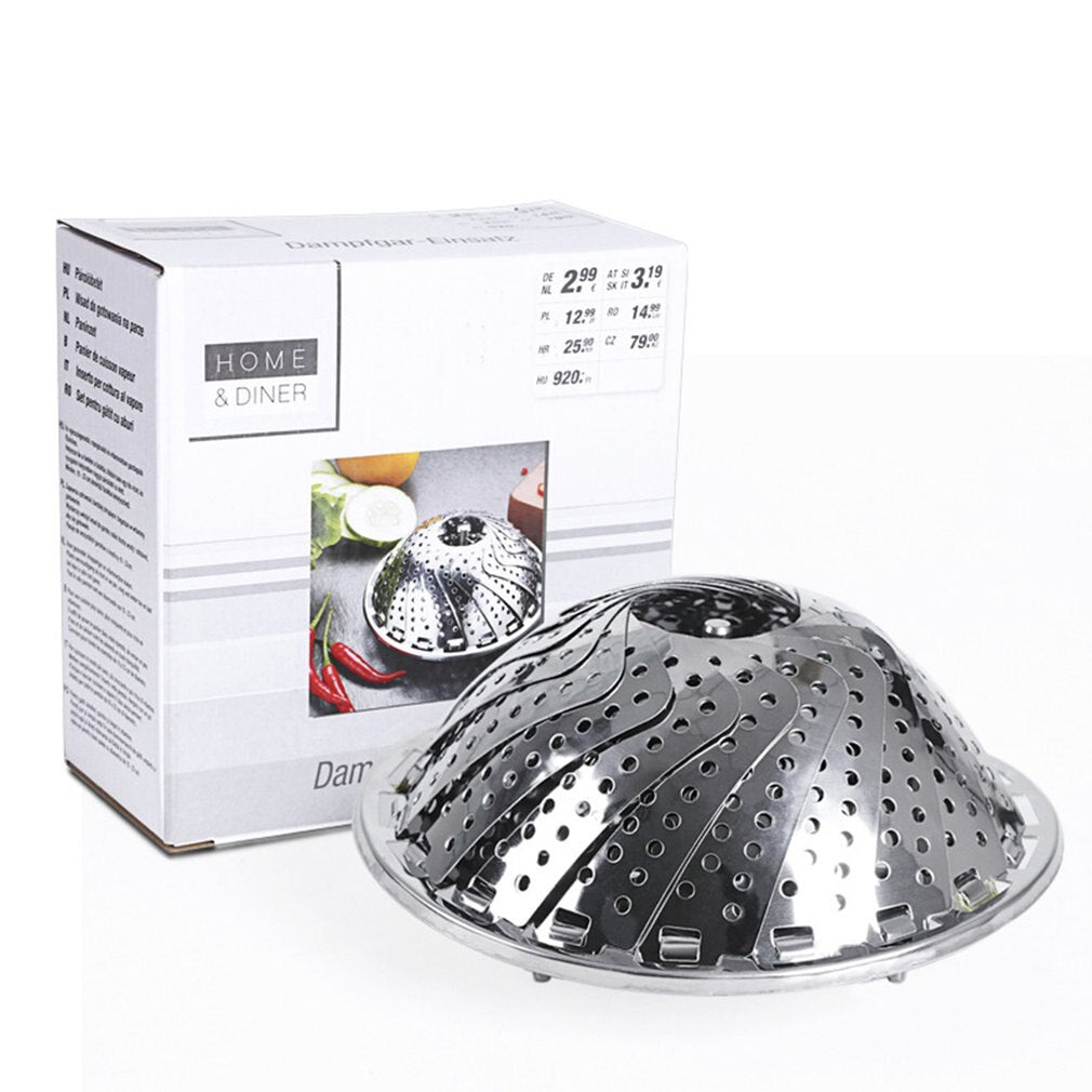 Collapsible Steamer