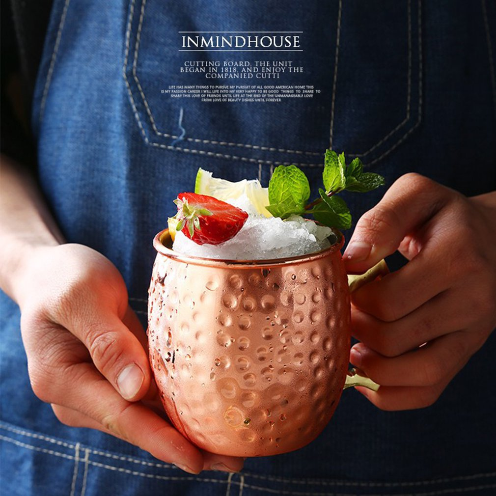 Moscow Mules Mugs