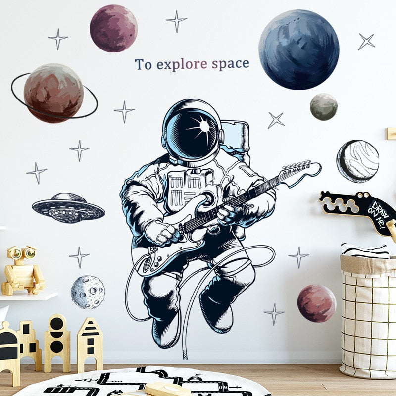 Children's Wall Decals - Cosmic