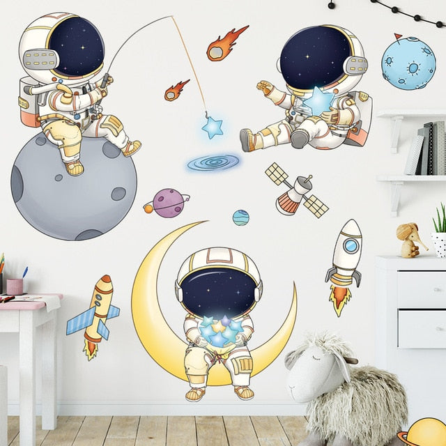 Children's Wall Decals - Skyward