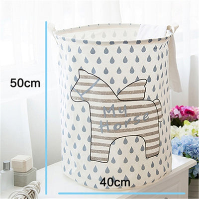 Foldable Laundry/Toy Bags