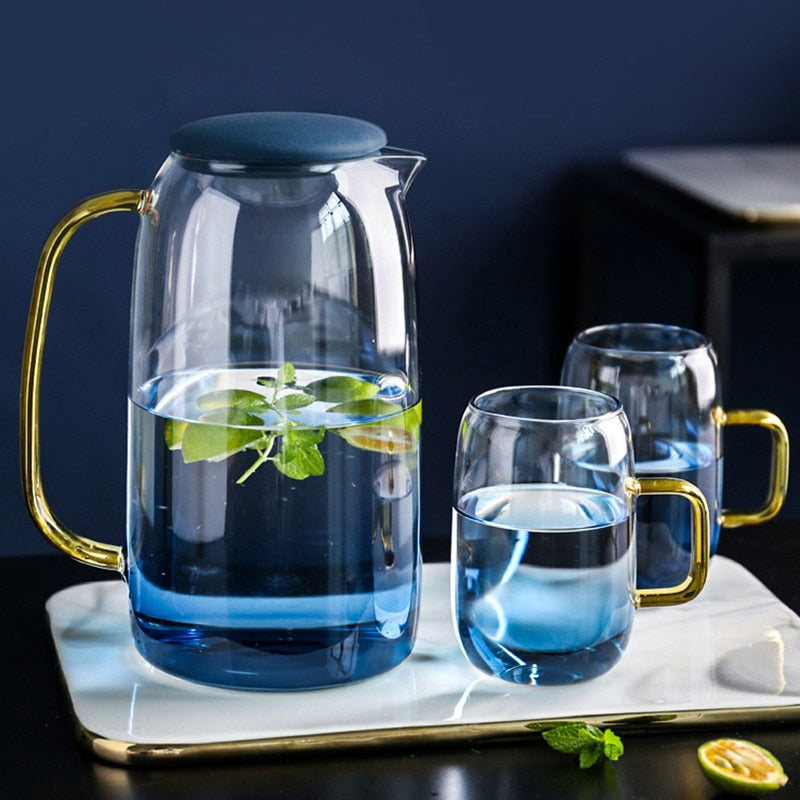 Midnight Blue Pitcher Collection