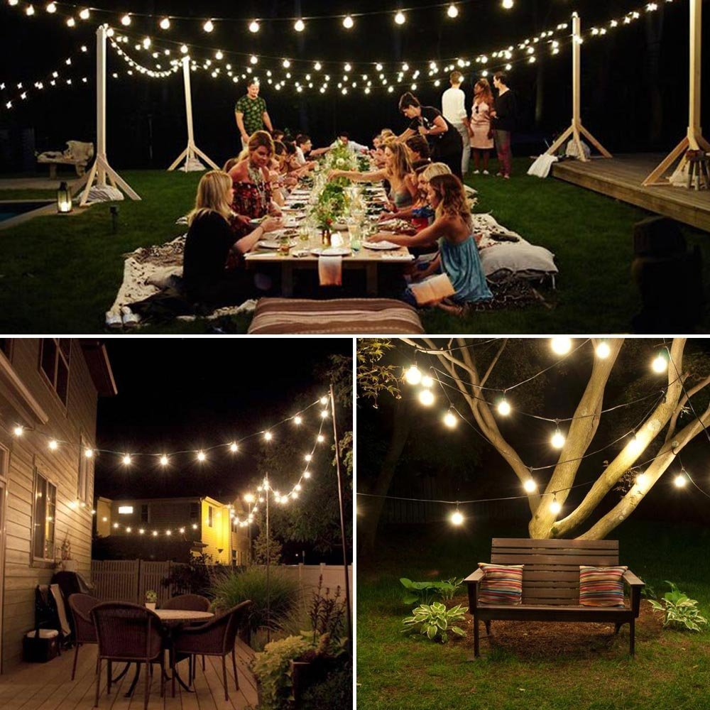 Outdoor String/Fairy Lights