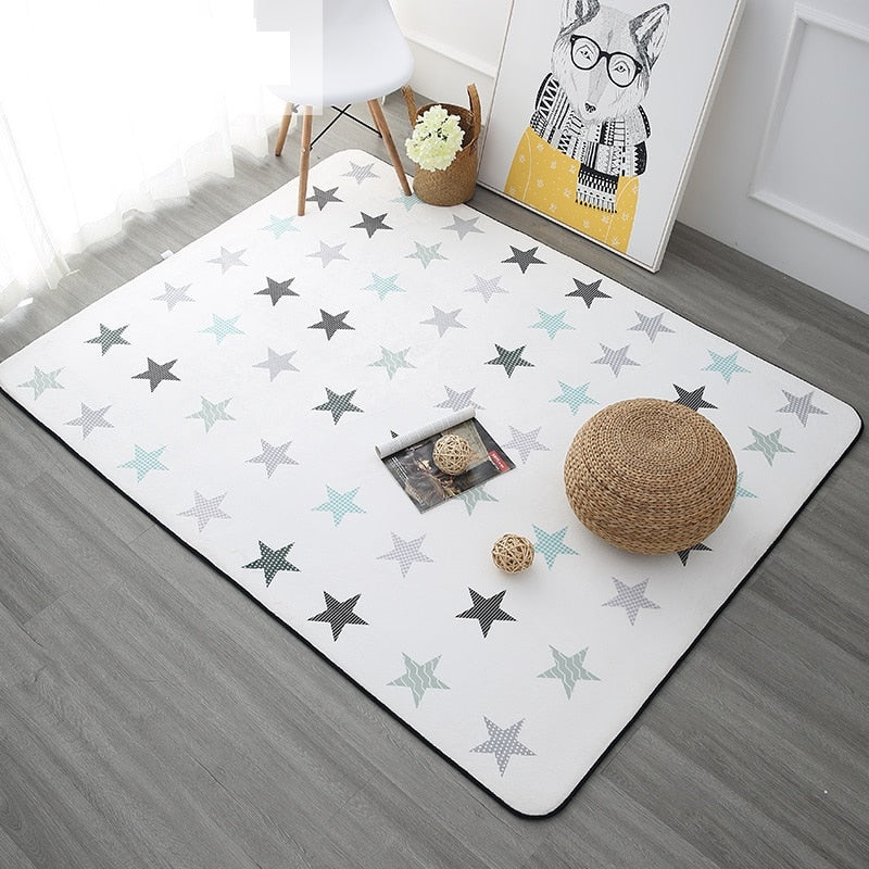 Decorative Child's Mat