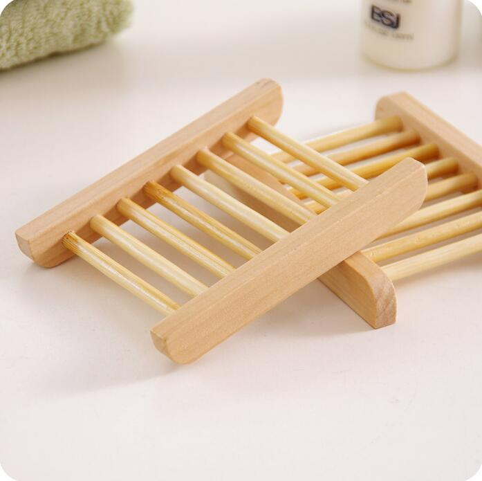 Wooden Soap Holder - The Decor House