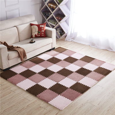 Puzzle Floor Mat - Carpet