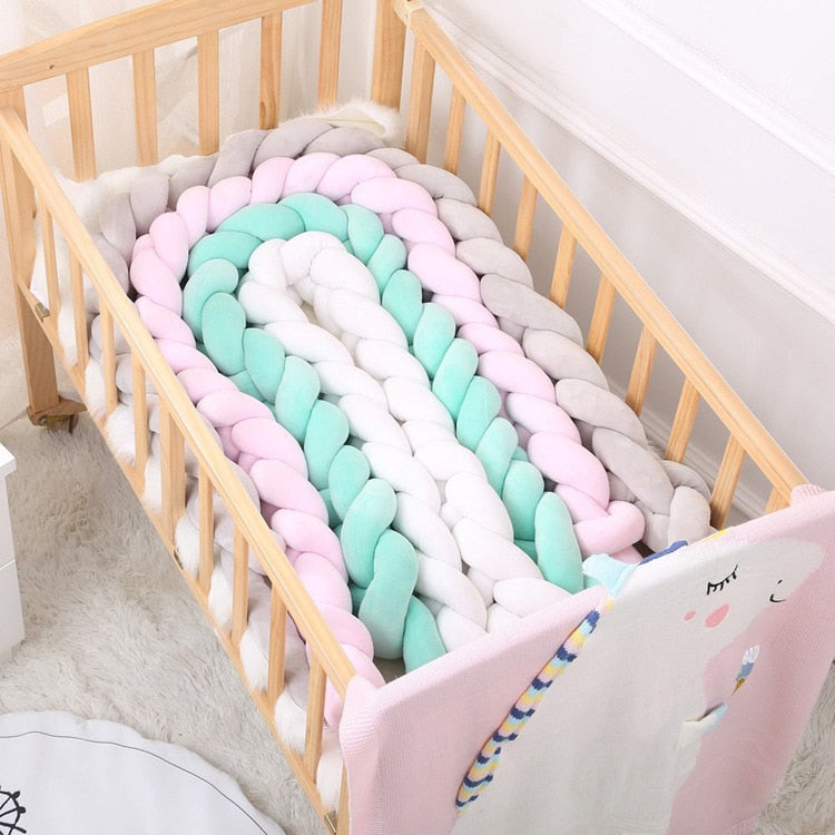 Kids Collection - Braided Bumper