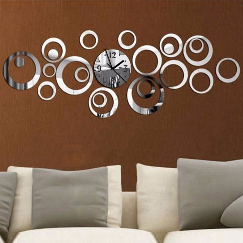 Decorative Wall Clock - The Decor House