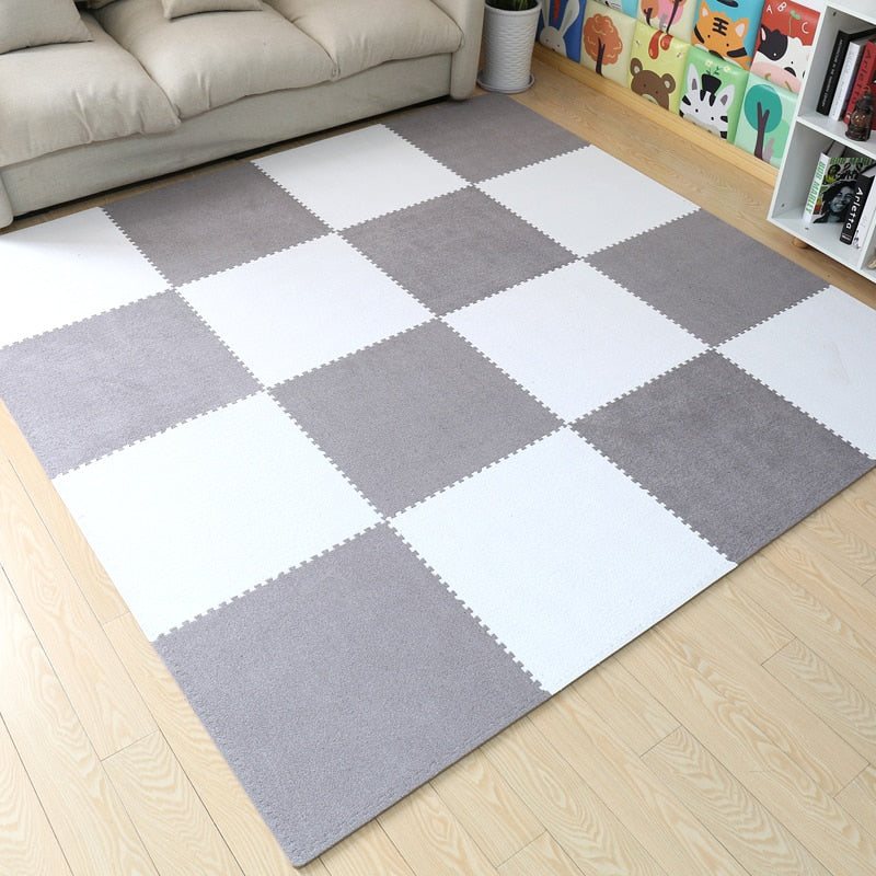 Puzzle Floor Mat - Carpet Set