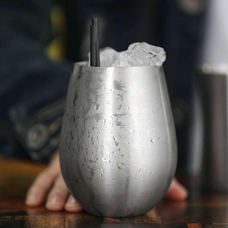 Metal Cocktail Cup