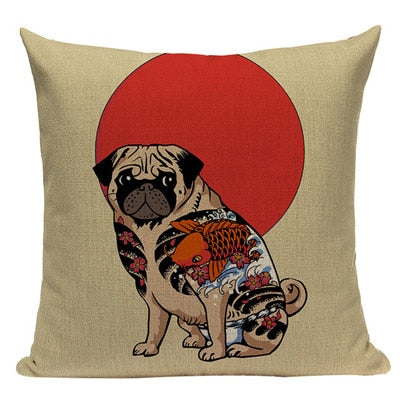 World Collection - Japanese Inspired Pug