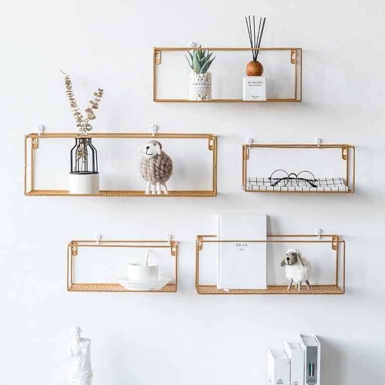 Minimal Floating Shelf