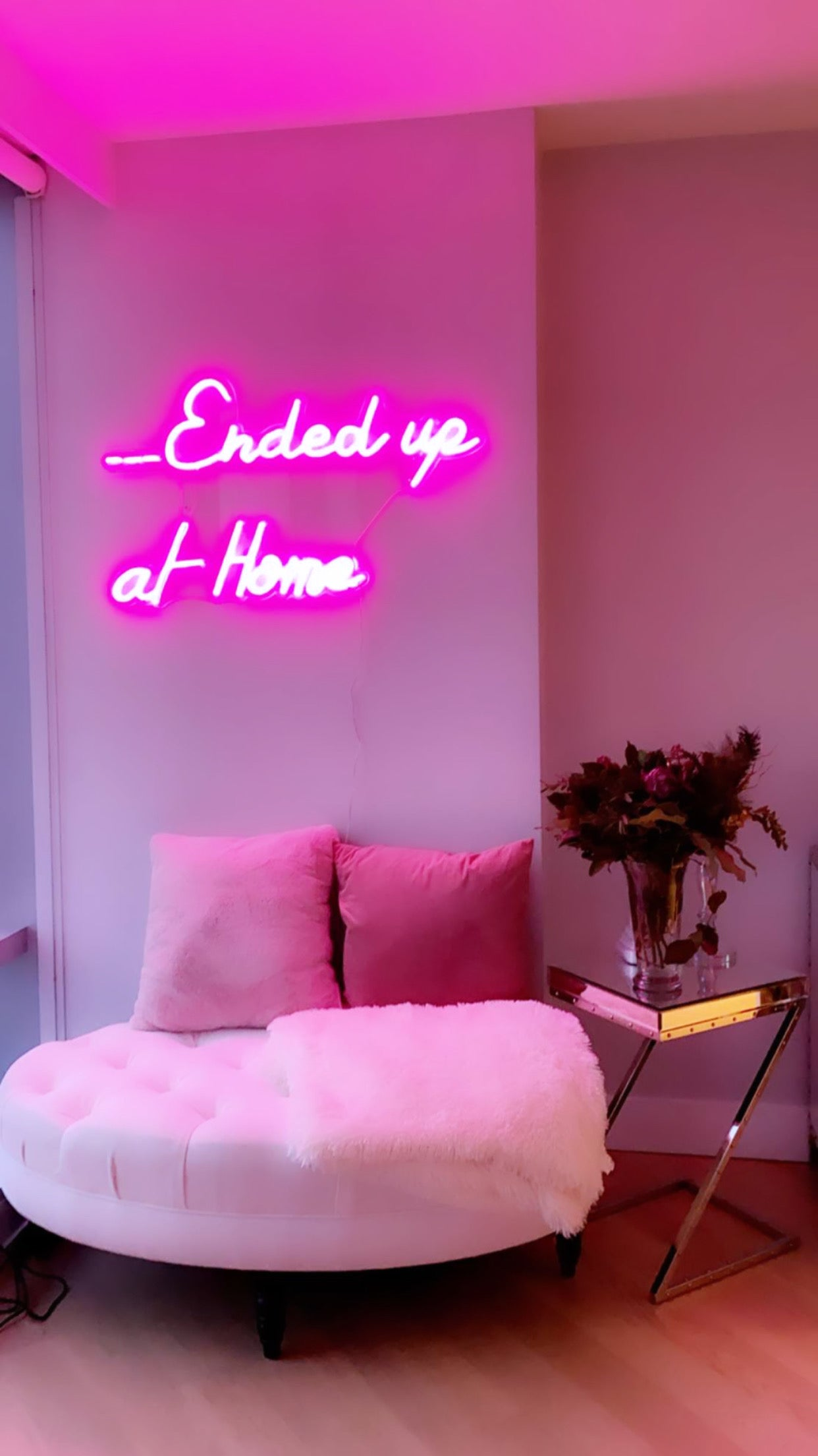 Design Your Own Neon Sign