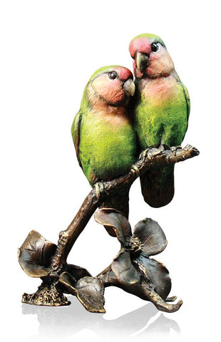 Richard Cooper Solid Bronze - Birds