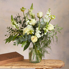 Free floral bouquet from Bloom & Wild